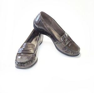6.5 Life Stride Penny Loafer Flat Comfort Shoe